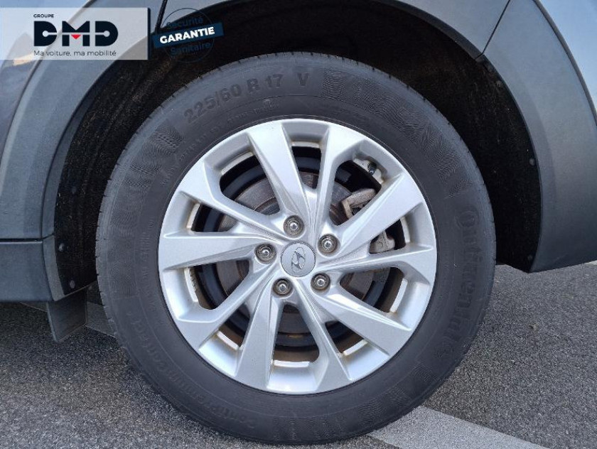 Hyundai Tucson 1.6 Crdi 136ch Creative Dct-7 - Visuel #13