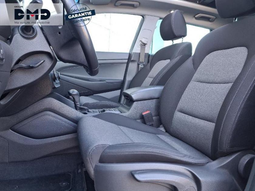 Hyundai Tucson 1.6 Crdi 136ch Creative Dct-7 - Visuel #9