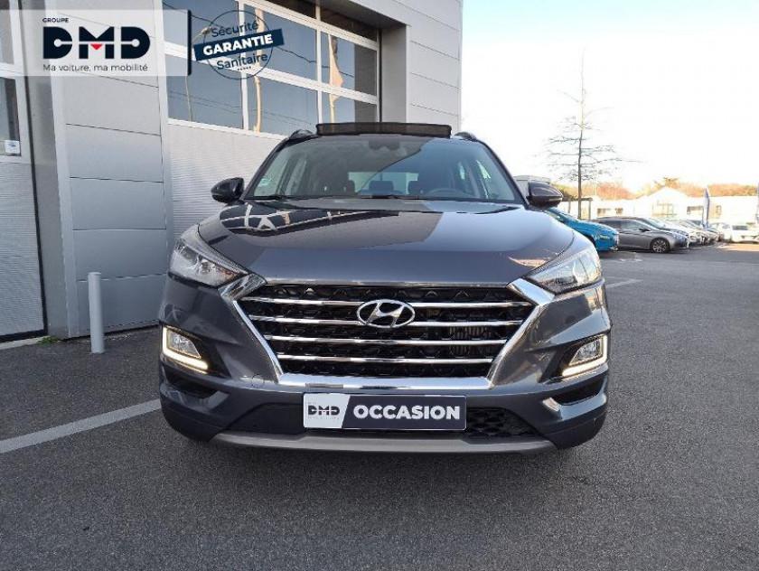 Hyundai Tucson 1.6 Crdi 136ch Creative Dct-7 - Visuel #4