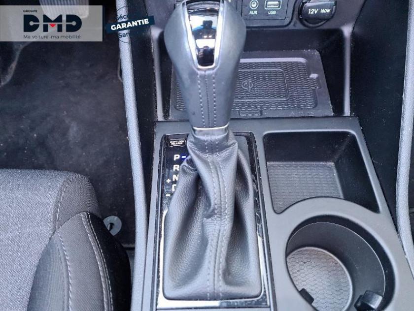 Hyundai Tucson 1.6 Crdi 136ch Creative Dct-7 - Visuel #8