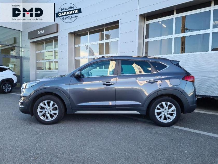 Hyundai Tucson 1.6 Crdi 136ch Creative Dct-7 - Visuel #2