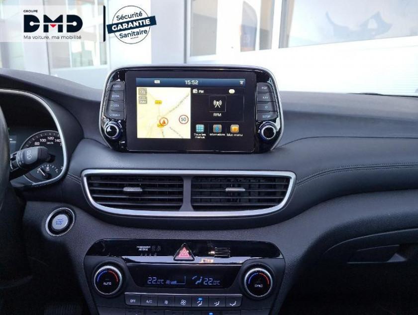 Hyundai Tucson 1.6 Crdi 136ch Creative Dct-7 - Visuel #6