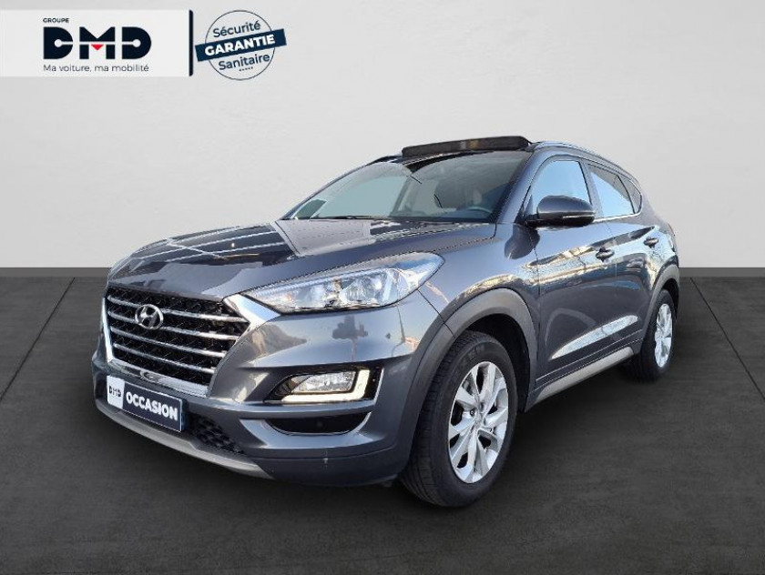 Hyundai Tucson 1.6 Crdi 136ch Creative Dct-7 - Visuel #1