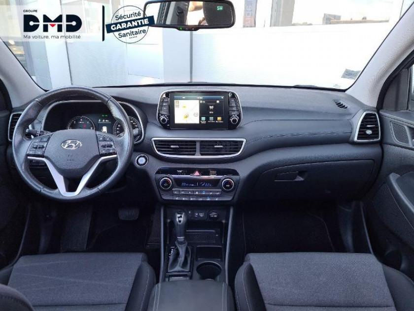 Hyundai Tucson 1.6 Crdi 136ch Creative Dct-7 - Visuel #5
