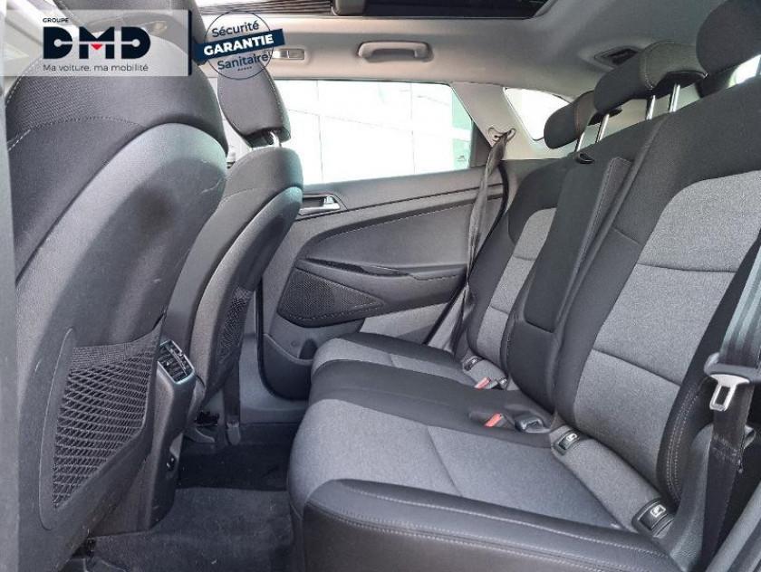 Hyundai Tucson 1.6 Crdi 136ch Creative Dct-7 - Visuel #10