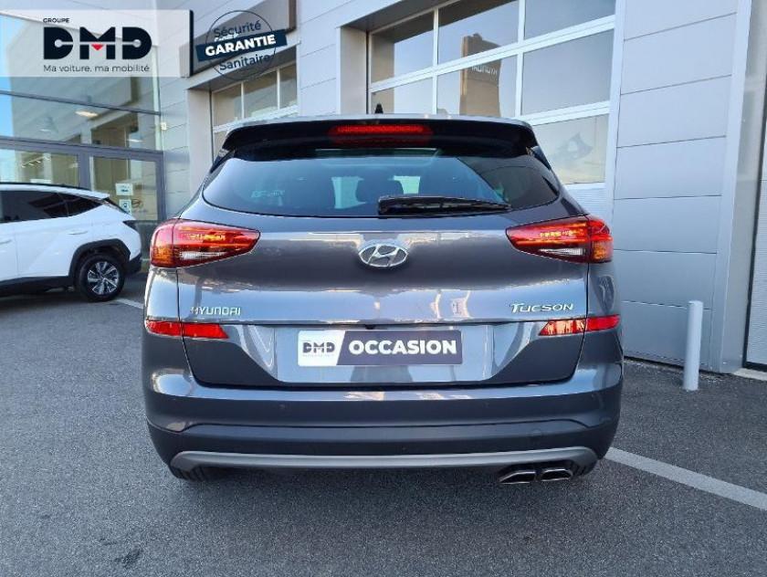 Hyundai Tucson 1.6 Crdi 136ch Creative Dct-7 - Visuel #11
