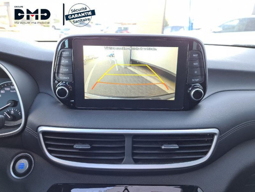 Hyundai Tucson 1.6 Crdi 136ch Creative Dct-7 - Visuel #15