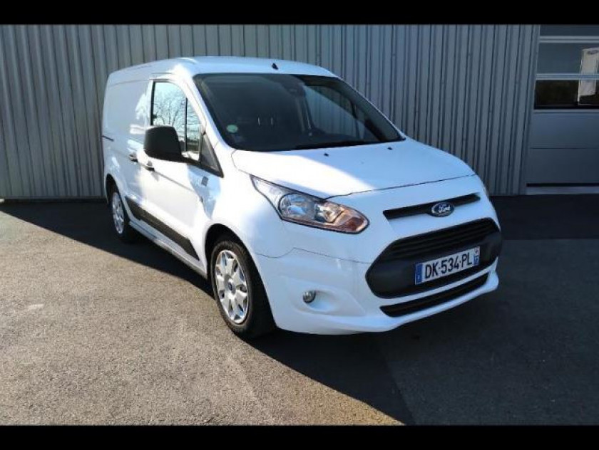 Ford Transit Connect L1 1.6 Td 95ch Trend - Visuel #1