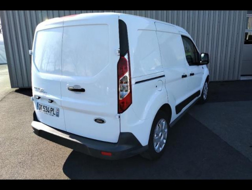 Ford Transit Connect L1 1.6 Td 95ch Trend - Visuel #4