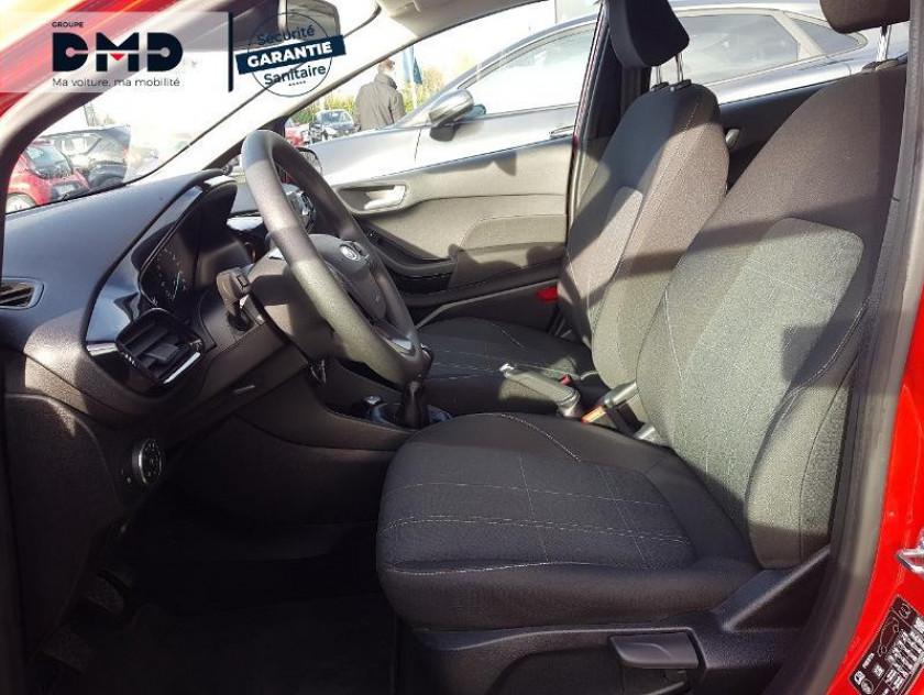 Ford Fiesta 1.1 70ch Essential 5p Euro6.2 - Visuel #9