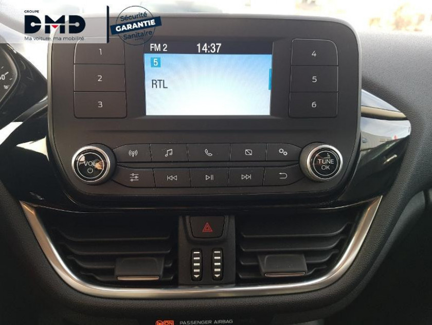 Ford Fiesta 1.1 70ch Essential 5p Euro6.2 - Visuel #6