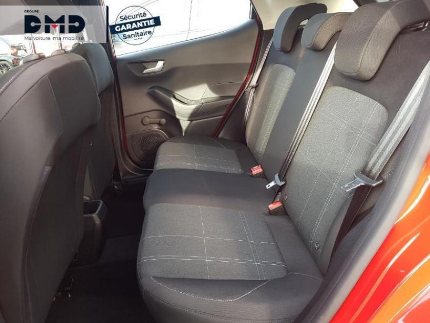 Ford Fiesta 1.1 70ch Essential 5p Euro6.2 - Visuel #10