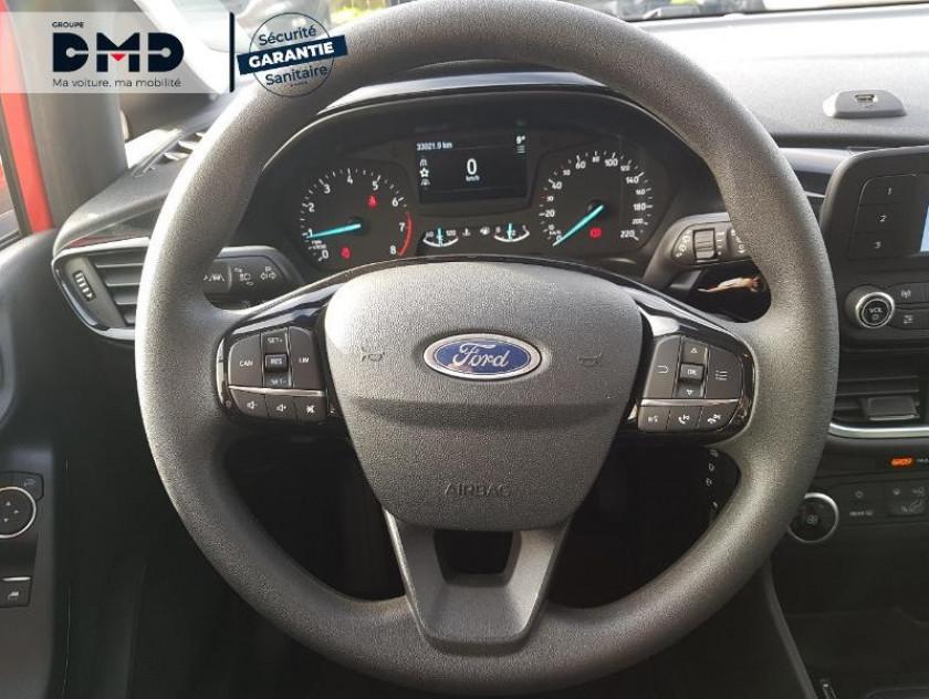 Ford Fiesta 1.1 70ch Essential 5p Euro6.2 - Visuel #7