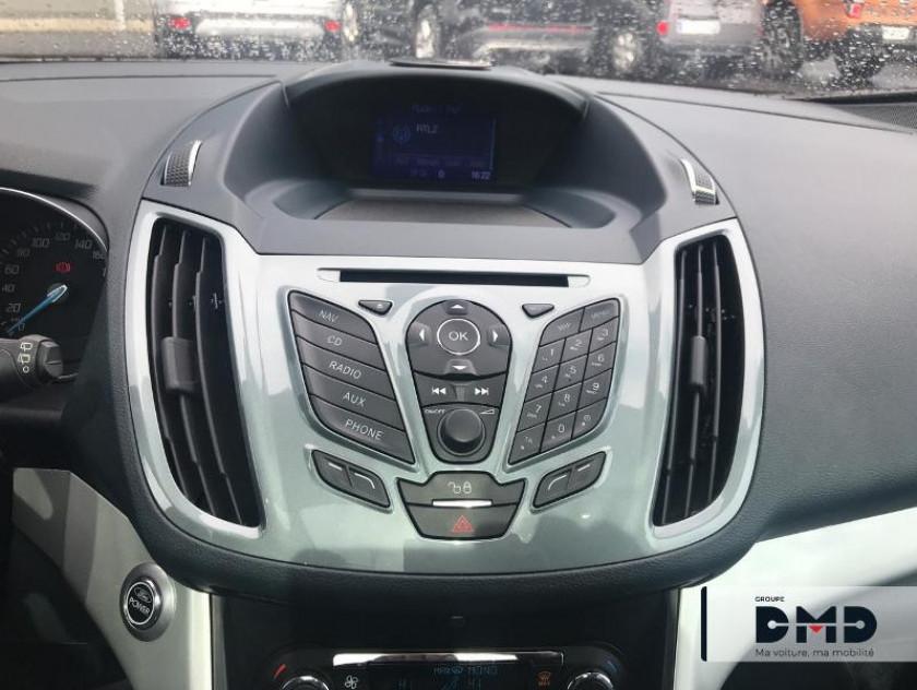 Ford Grand C-max 2.0 Tdci 140ch Fap Titanium Powershift - Visuel #6