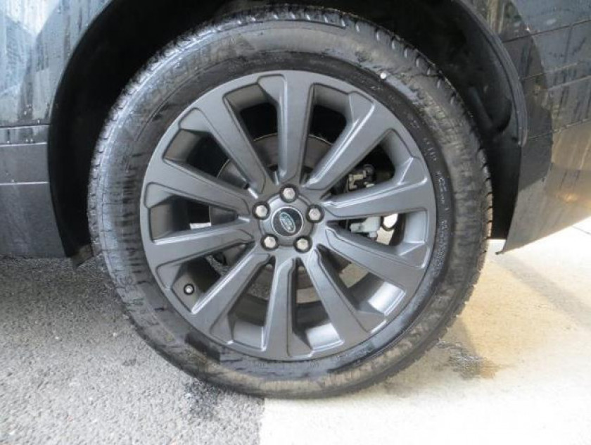 Land-rover Range Rover Velar 2.0d 240ch R-dynamic Se Awd Bva - Visuel #9