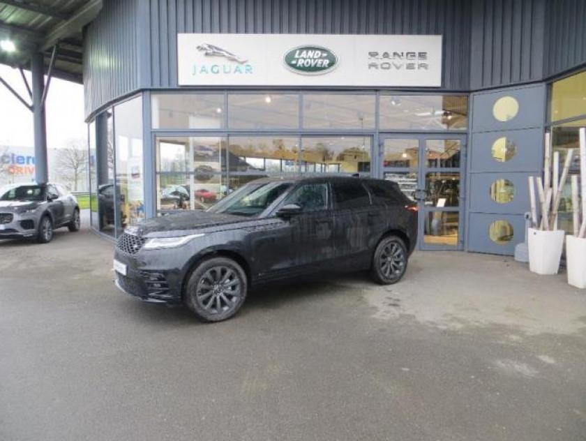 Land-rover Range Rover Velar 2.0d 240ch R-dynamic Se Awd Bva - Visuel #1