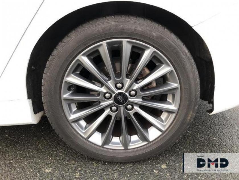 Ford Focus 1.0 Ecoboost 125ch Stop&start St Line - Visuel #13