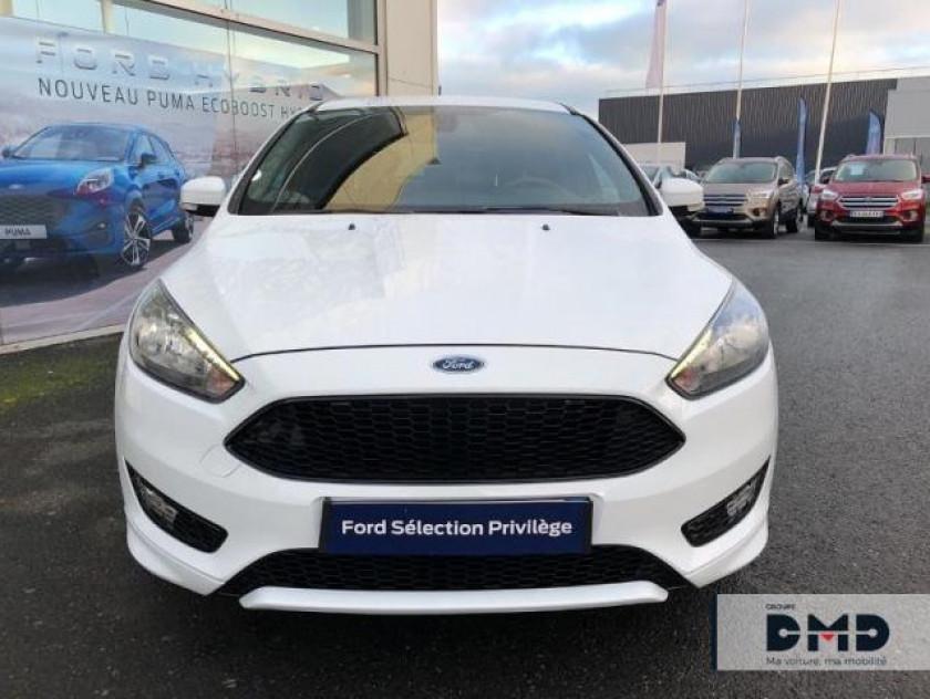 Ford Focus 1.0 Ecoboost 125ch Stop&start St Line - Visuel #4
