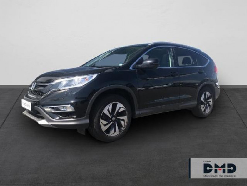 Honda Cr-v 1.6 I-dtec 160ch Exclusive Navi 4wd - Visuel #1