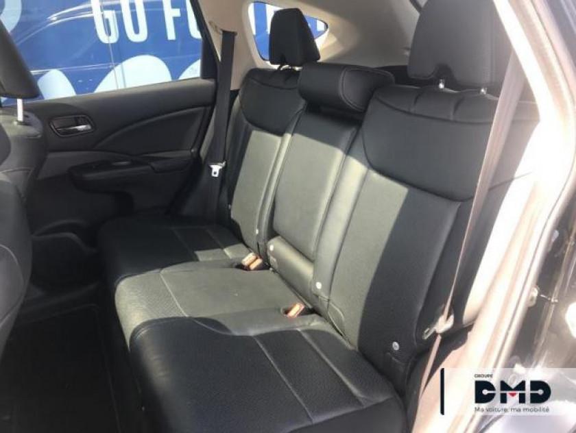 Honda Cr-v 1.6 I-dtec 160ch Exclusive Navi 4wd - Visuel #10