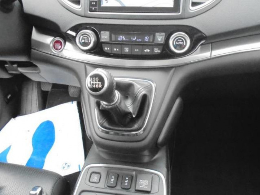 Honda Cr-v 1.6 I-dtec 160ch Exclusive Navi 4wd - Visuel #9