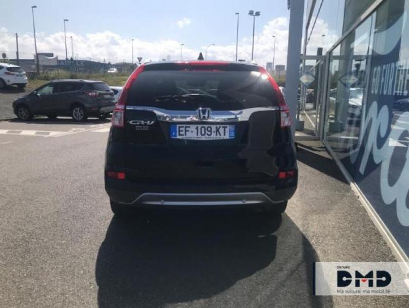 Honda Cr-v 1.6 I-dtec 160ch Exclusive Navi 4wd - Visuel #11