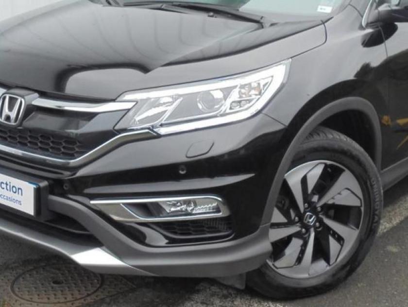 Honda Cr-v 1.6 I-dtec 160ch Exclusive Navi 4wd - Visuel #16