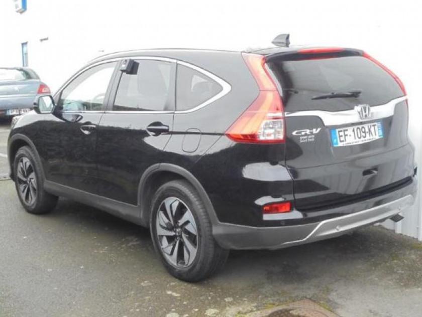 Honda Cr-v 1.6 I-dtec 160ch Exclusive Navi 4wd - Visuel #2