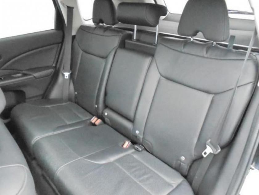 Honda Cr-v 1.6 I-dtec 160ch Exclusive Navi 4wd - Visuel #5