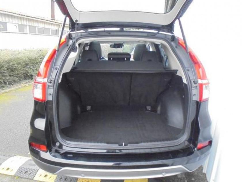Honda Cr-v 1.6 I-dtec 160ch Exclusive Navi 4wd - Visuel #8