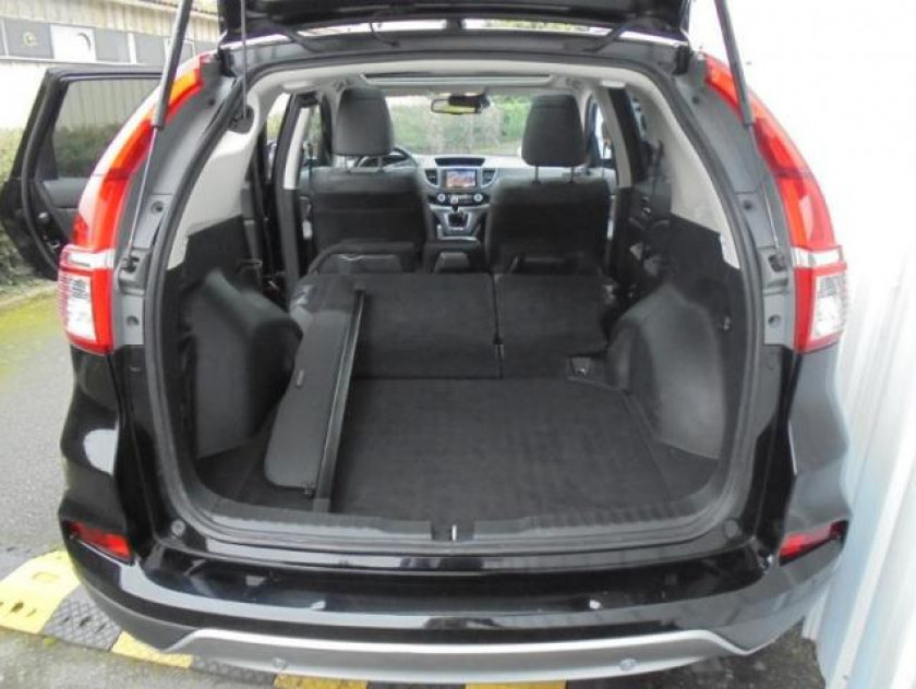 Honda Cr-v 1.6 I-dtec 160ch Exclusive Navi 4wd - Visuel #22