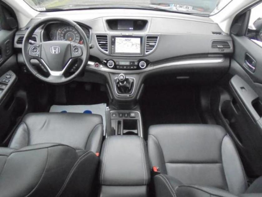 Honda Cr-v 1.6 I-dtec 160ch Exclusive Navi 4wd - Visuel #6