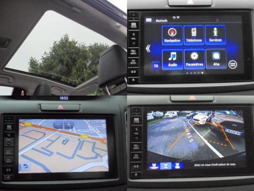 Honda Cr-v 1.6 I-dtec 160ch Exclusive Navi 4wd - Visuel #7