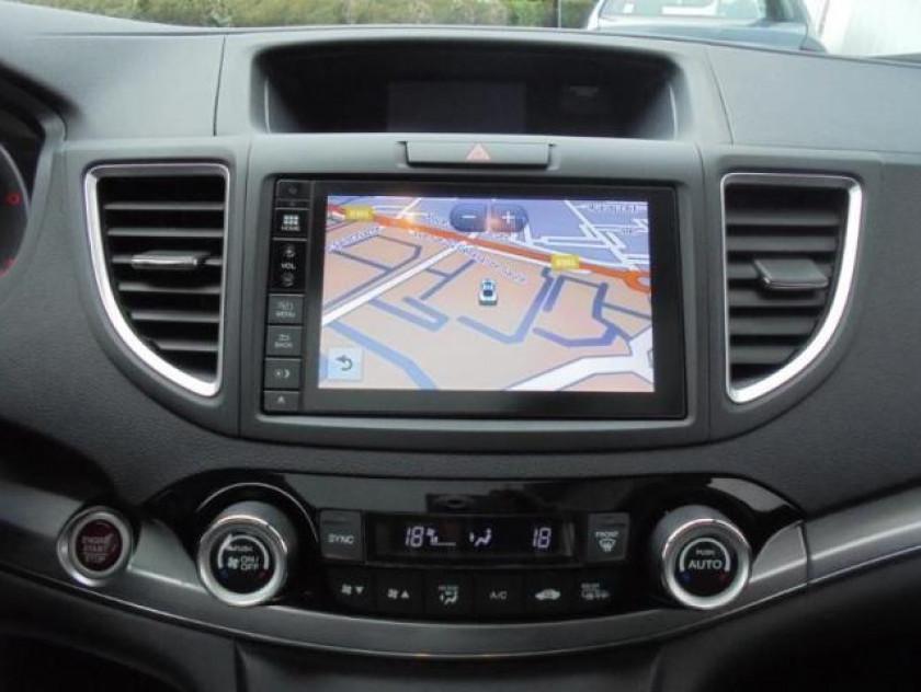 Honda Cr-v 1.6 I-dtec 160ch Exclusive Navi 4wd - Visuel #19