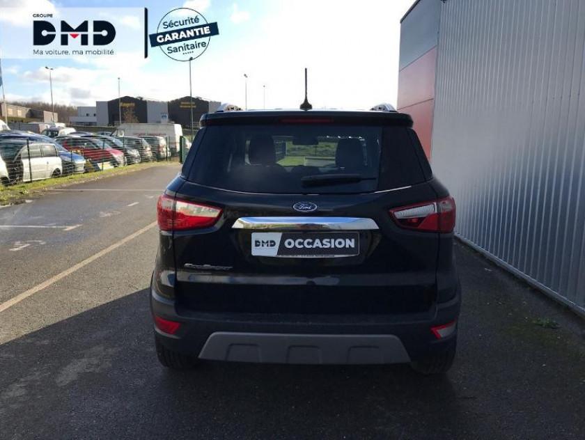 Ford Ecosport 1.5 Ecoblue 125ch Titanium Business 4x2 Euro6.2 - Visuel #11