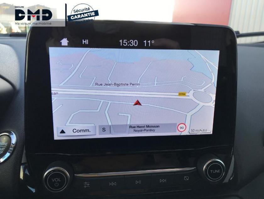 Ford Ecosport 1.5 Ecoblue 125ch Titanium Business 4x2 Euro6.2 - Visuel #6