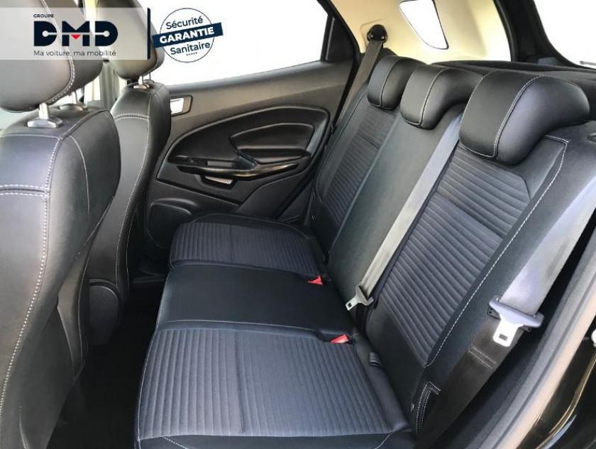 Ford Ecosport 1.5 Ecoblue 125ch Titanium Business 4x2 Euro6.2 - Visuel #10