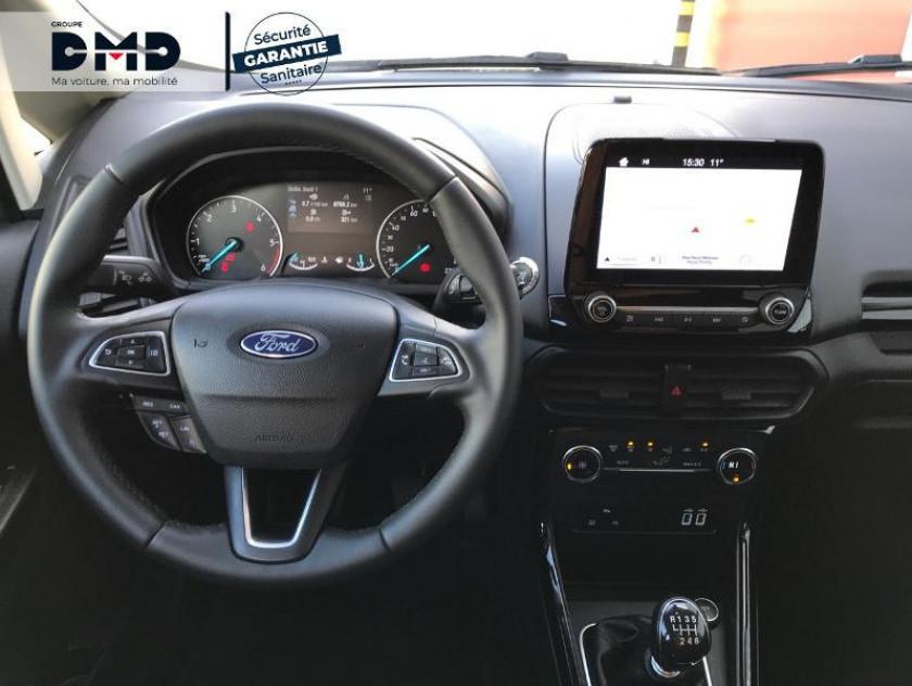 Ford Ecosport 1.5 Ecoblue 125ch Titanium Business 4x2 Euro6.2 - Visuel #5