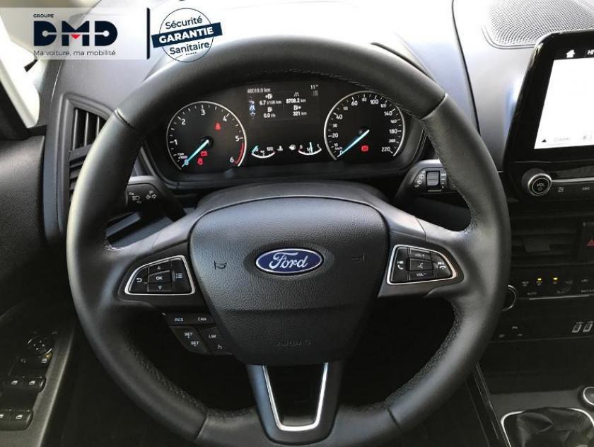 Ford Ecosport 1.5 Ecoblue 125ch Titanium Business 4x2 Euro6.2 - Visuel #7