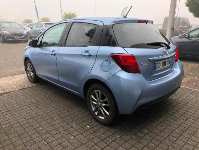 Toyota Yaris 100 Vvt-i Dynamic Cvt 5p - Visuel #2