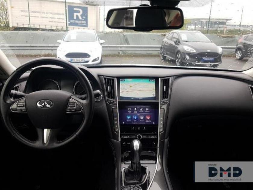Infiniti Q50 2.2d 170ch Premium Bva - Visuel #5