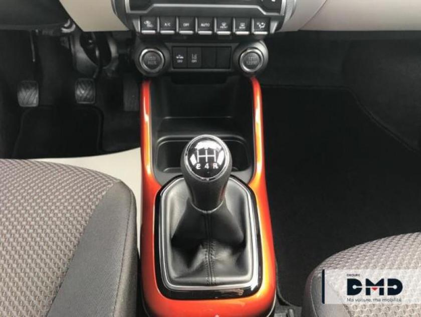 Suzuki Ignis 1.2 Dualjet 90ch Pack Euro6d-t - Visuel #8