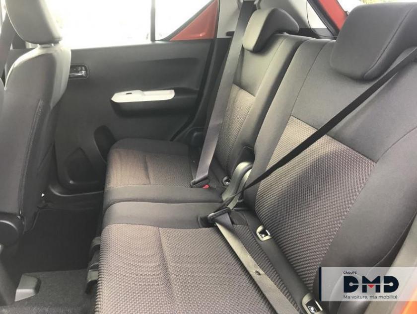 Suzuki Ignis 1.2 Dualjet 90ch Pack Euro6d-t - Visuel #10