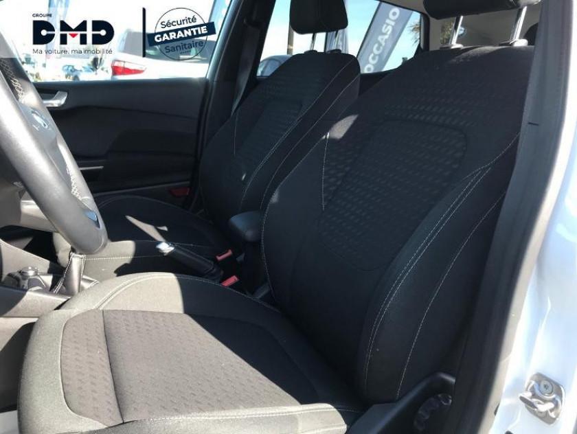 Ford Fiesta 1.1 85ch Titanium 5p 5cv Euro6.2 - Visuel #9