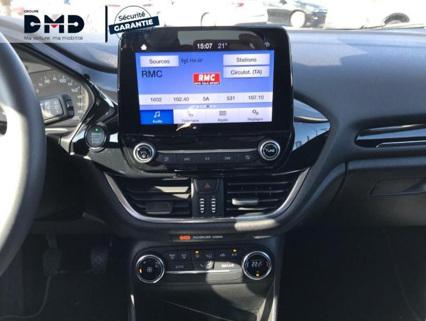 Ford Fiesta 1.1 85ch Titanium 5p 5cv Euro6.2 - Visuel #6
