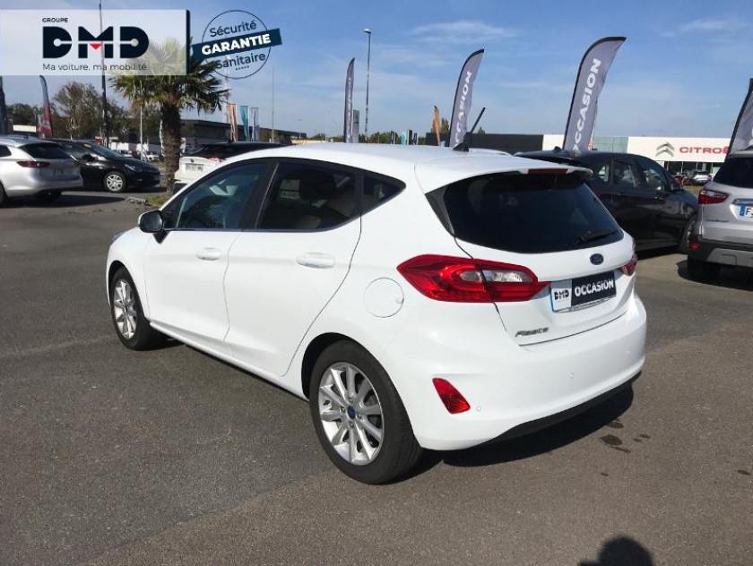 Ford Fiesta 1.1 85ch Titanium 5p 5cv Euro6.2 - Visuel #3