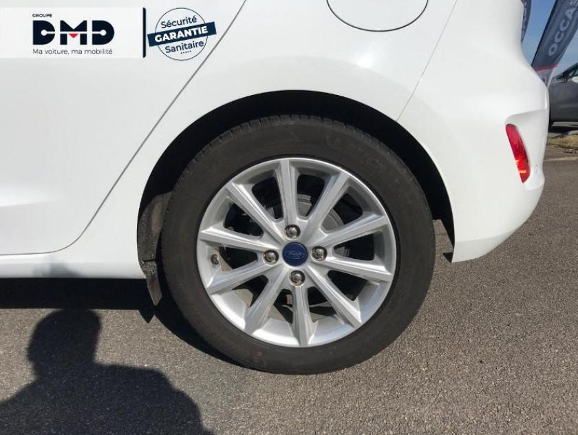 Ford Fiesta 1.1 85ch Titanium 5p 5cv Euro6.2 - Visuel #13
