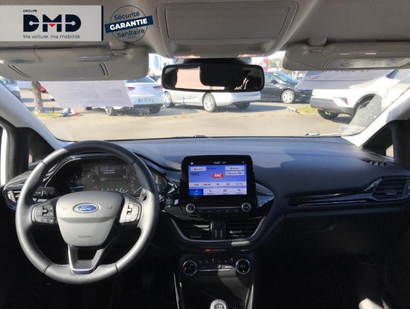 Ford Fiesta 1.1 85ch Titanium 5p 5cv Euro6.2 - Visuel #5