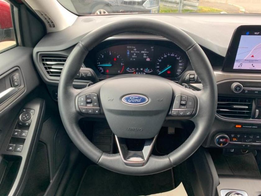 Ford Focus Sw 1.5 Ecoblue 120ch Titanium Bva - Visuel #8