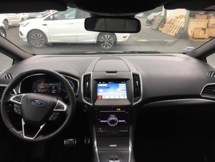 Ford S-max 2.0 Ecoblue 190ch St-line Bva8 Euro6.2 - Visuel #5